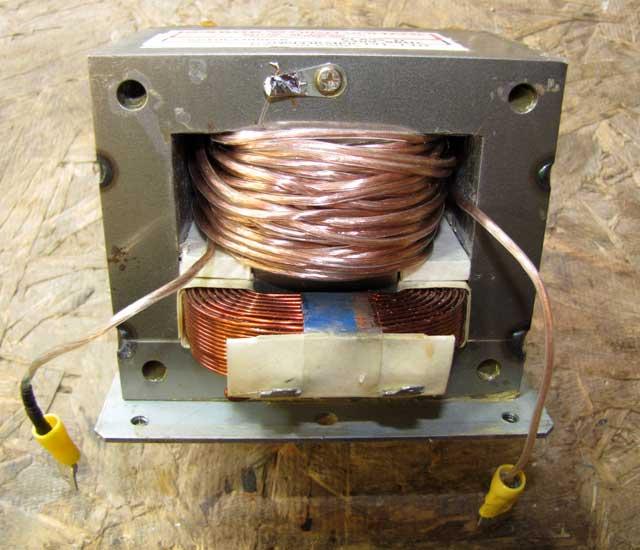 Microwave Transformer Wiring Diagram from www.i4cy.com